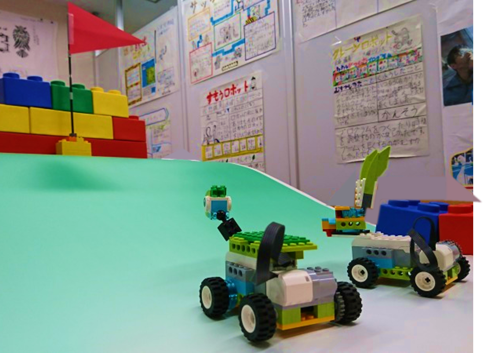 日本ロボット学会学術講演会にイベント参加!